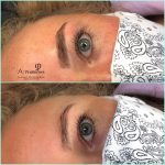 before en after microblading
