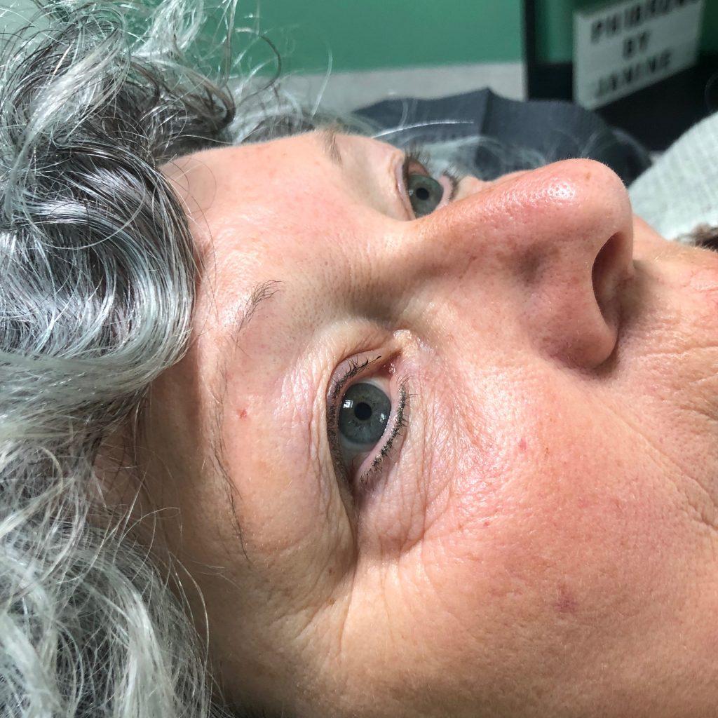 microblading semi permanente make up